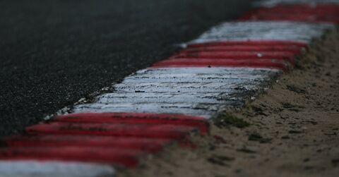 Ocala Gran Prix curbing