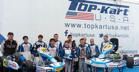 20180502 Topkartusa Team