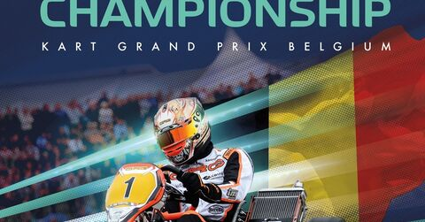 2018 World Kz Champ Poster Genk