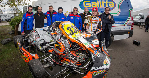 Modena Kart team