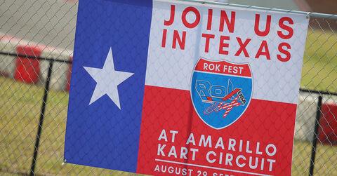 Rok Fest Texas Banner