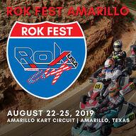 2019  ROK Festival Amarillo event logo