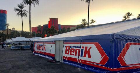 20191116 Benik Tent Vegas