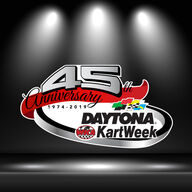 2019 WKA Manufacturer's Cup Daytona Kartweek event logo