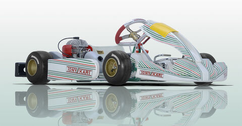 20200114 Tonykart Mini Rookie