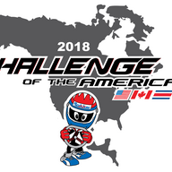 2018 Challenge of the Americas Rounds 3 & 4 event logo