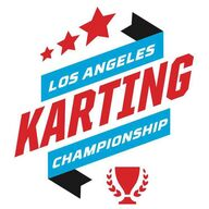2018 Los Angeles Karting Championship Round 2 event logo