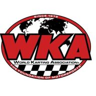 2018 WKA Road Racing Series Round 3 event logo