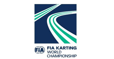 Fia Karting Wc Logo