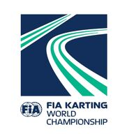 2021  FIA Karting World Championship event logo