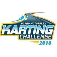 2018 GoPro Motorplex Karting Challenge Round 8 event logo