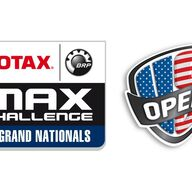 2018  US Rotax MAX Challenge Grand Nationals & US Open event logo