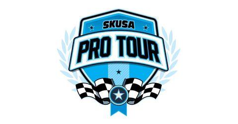 SKUSA Pro Tour logo