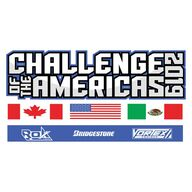 2019 Challenge of the Americas Round 2 event logo