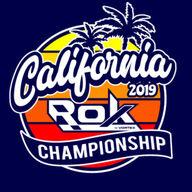 2019 California ROK Championship Round 2 event logo