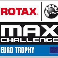 2019 Rotax MAX Challenge Euro Trophy Round 3 event logo