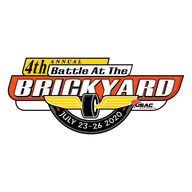 2020  Battle at the Brickyard event logo