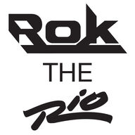 2020  ROK The Rio event logo