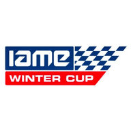 2020  IAME Winter Cup event logo