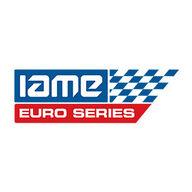 2020 IAME Euro Series Round 2 event logo