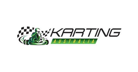 Karting Australia Logo Wide 1146