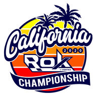 2020 California ROK Championship Round 2 event logo