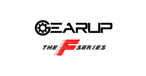 Fseries Gearup White Logo Wide 955