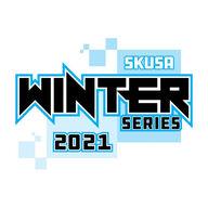 2021 SKUSA Winter Series Round 1 & 2 event logo