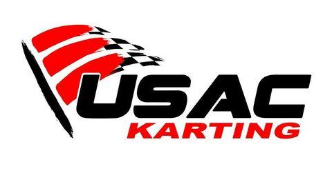 Usac Karting Logo