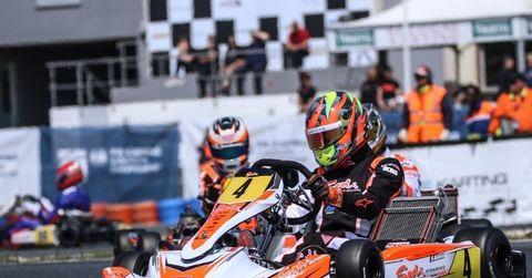 Alex Irlando, Sodi Kart driver
