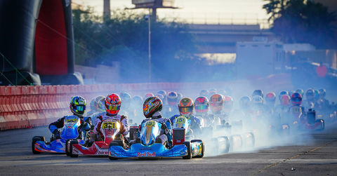 Jak Crawford leads X30 Senior at SuperNationals 23