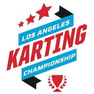 2020 Los Angeles Karting Championship Round 1 event logo