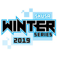 2019 SKUSA Winter Series Round 1 & 2 event logo