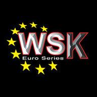 2019 WSK Euro Series Round 1 event logo