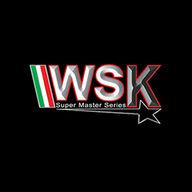 2020 WSK Super Master Round 1 event logo